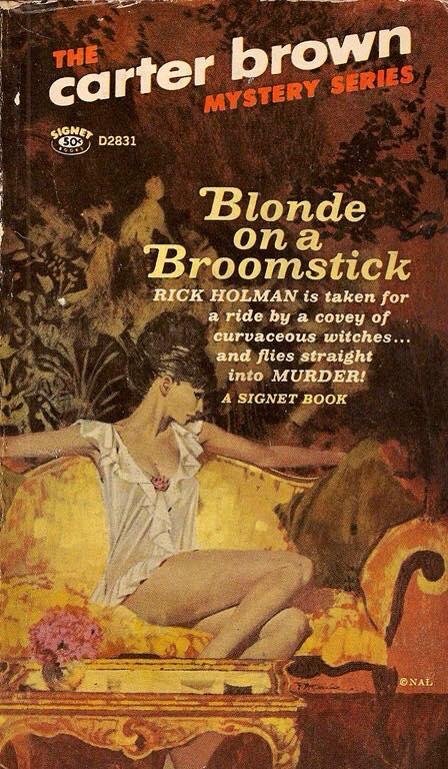 blondeonabroomstick